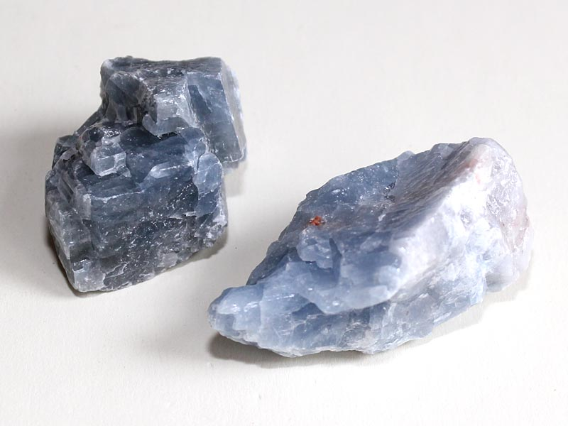 Calcite Blue approx length 50 mm