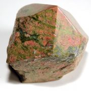 Unakite Point approx height 60 mm