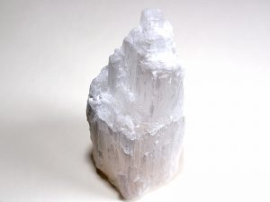 Selenite Tower approx height 110mm.