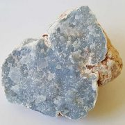 Angelite approx size 90 x 65 mm