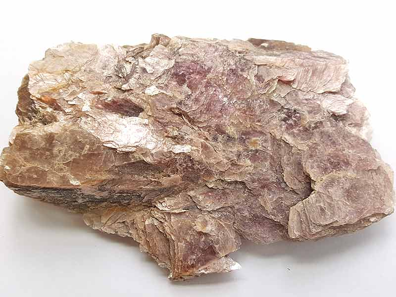 Lepidolite Mica approx size 125 x 80 mm.