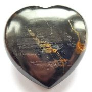Highly polished Picasso Jasper heart approx 50 mm. www.naturalhealingshop.co.uk based in Nuneaton for crystals, spiritual healing, meditation, relaxation, spiritual development,workshops.