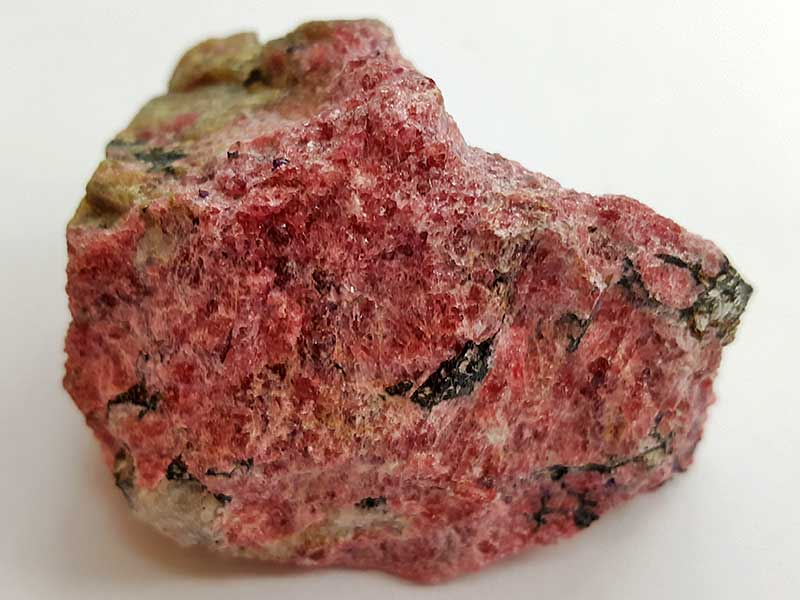 Eudialyte approximately 50 x 35 mm Being a natural product the crystal may have natural blemishes and vary in colour. www.naturalhealingshop.co.uk based in Nuneaton for crystals, spiritual healing, meditation, relaxation, spiritual development,workshops.