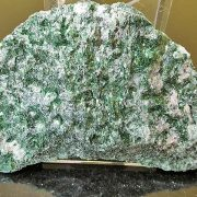 Fuchsite approx size 120 x 65 mm Being a natural product this cluster may have natural blemishes. www.naturalhealingshop.co.uk based in Nuneaton for crystals, spiritual healing, meditation, relaxation, spiritual development,workshops.