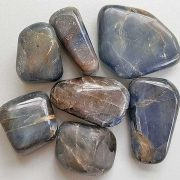 Highly polished Sapphire size 20-35 mm. Being a natural product this crystal may have natural blemishes and vary in colour. www.naturalhealingshop.co.uk based in Nuneaton for crystals, spiritual healing, meditation, relaxation, spiritual development,workshops.