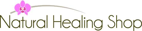Natural Healing Store Logo
