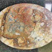 Highly polished Pietersite palm stone 70 x 40 mm. The palm stones are made from the best grade rough materials to produce a well finished, highly polished product. Used by crystal healers and general therapists for massage and similar treatments. Also perfect for collectors. Being a natural product these stones may have natural blemishes and vary in colour and banding. www.naturalhealingshop.co.uk based in Nuneaton for crystals, spiritual healing, meditation, relaxation, spiritual development,workshops.