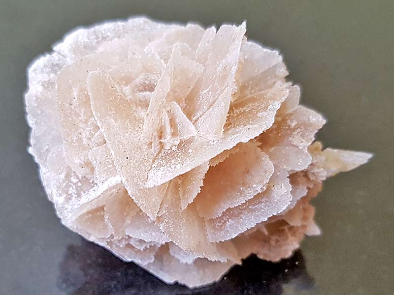 Desert Rose Cluster 65 x 50 mm. Being a natural product this crystal may have natural blemishes and vary in colour. www.naturalhealingshop.co.uk based in Nuneaton for crystals, spiritual healing, meditation, relaxation, spiritual development,workshops.