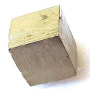 A shiny cube of Pyrite approx 11 mm x 12 mm Being a natural product this crystal may have natural blemishes and vary in colour. www.naturalhealingshop.co.uk based in Nuneaton for crystals, spiritual healing, meditation, relaxation, spiritual development,workshops.