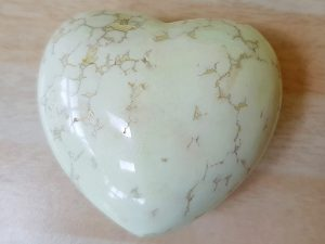 Highly polished Lemon Chrysoprase Heart approx 55 mm wide. www.naturalhealingshop.co.uk based in Nuneaton for crystals, spiritual healing, meditation, relaxation, spiritual development,workshops.