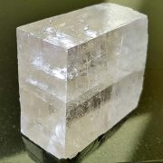 Watermelon Calcite approx size 35 x 40 mm Being a natural product this crystal may have natural blemishes. www.naturalhealingshop.co.uk based in Nuneaton for crystals, spiritual healing, meditation, relaxation, spiritual development,workshops.