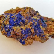 Azurite and Malachite approx size 70 x 50 mm Being a natural product this crystal may have natural blemishes. www.naturalhealingshop.co.uk based in Nuneaton for crystals, spiritual healing, meditation, relaxation, spiritual development,workshops.