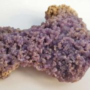 Grape Agate approx size 110 x 95 mm Being a natural product this crystal may have natural blemishes. www.naturalhealingshop.co.uk based in Nuneaton for crystals, spiritual healing, meditation, relaxation, spiritual development,workshops.