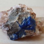 Linarite approx size 35 x 20 mm www.naturalhealingshop.co.uk based in Nuneaton for crystals, spiritual healing, meditation, relaxation, spiritual development,workshops.