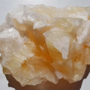 Angel Wing Calcite approx 155 x 111 mm Being a natural product this crystal may have natural blemishes and vary in colour and banding. www.naturalhealingshop.co.uk based in Nuneaton for crystals, spiritual healing, meditation, relaxation, spiritual development,workshops.