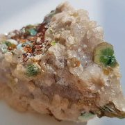 Fuchsite approx size 70 x 60 mm Being a natural product this crystal may have natural blemishes and vary in colour and banding. www.naturalhealingshop.co.uk based in Nuneaton for crystals, spiritual healing, meditation, relaxation, spiritual development,workshops.