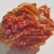 Vanadinite approx size 30 mm x 25 mm. Being a natural product this crystal may have natural blemishes and vary in colour and banding. www.naturalhealingshop.co.uk based in Nuneaton for crystals, spiritual healing, meditation, relaxation, spiritual development,workshops.
