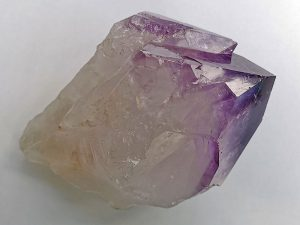 Amethyst point approx size 180 x 120 mm. Being a natural product this crystal may have natural blemishes. www.naturalhealingshop.co.uk based in Nuneaton for crystals, spiritual healing, meditation, relaxation, spiritual development,workshops.