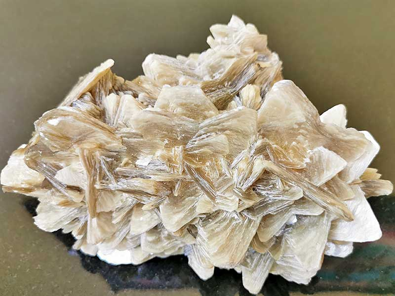 Star Mica approximately 160 x 130 x 70 mm Being a natural product the crystal may have natural blemishes and vary in colour. www.naturalhealingshop.co.uk based in Nuneaton for crystals, spiritual healing, meditation, relaxation, spiritual development,workshops.