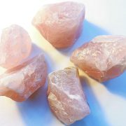Rose Quartz approximate length 30 to 40 mm Used in crystal healing and meditation. Excellent for collectors. Being a natural product this crystal may have natural blemishes and vary in colour. www.naturalhealingshop.co.uk based in Nuneaton for crystals, spiritual healing, meditation, relaxation, spiritual development,workshops.